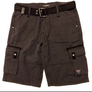 🍁2 for $40🍁Men Guess short with belt